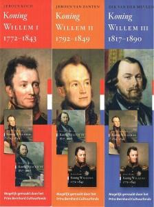 Koning Willem I, II en III