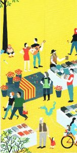 puzzle-duitsland Sant Jordi